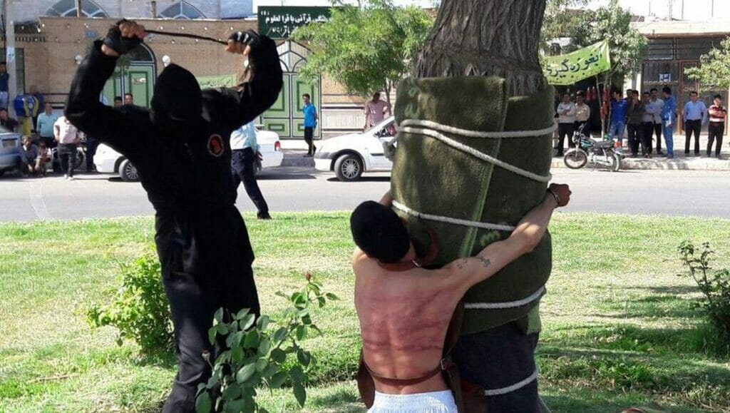 Iran lässt Christen auspeitschen