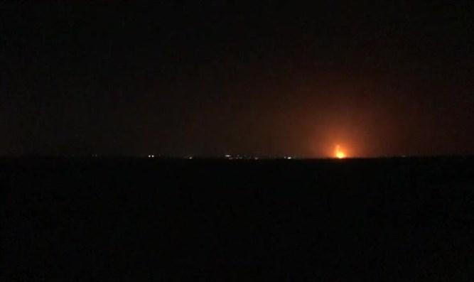 IDF greift terroristische Ziele der Hamas in Gaza an