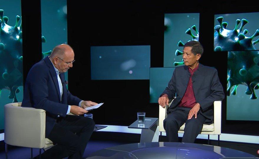 Corona-Zensurwahn: YouTube löscht kritischen Arzt Prof. Sucharit Bhakdi!