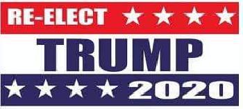 Zur Wiederwahl von Donald J. Trump