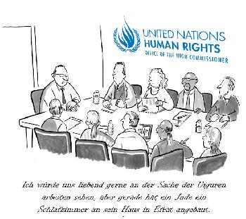 Cartoon des Tages