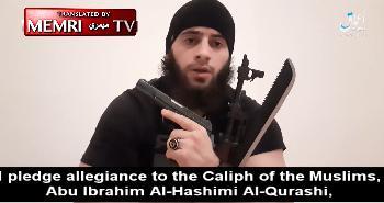 """Attentäter von Wien bekennt sich zum """"Islamischen Staat"""" [Video]"""