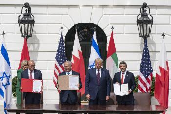 US-Progressive: Friedensdeal zwischen Israel und VAE/Bahrain/Sudan ist furchtbar für Nahost-Frieden