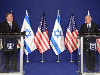 Premier Netanyahu trifft US-Außenminister Pompeo