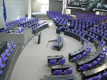 Störaktion im Bundestag - kommt jetzt Verbot von Grünen und Linken? [Video]