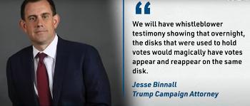 Tausende gefälschte Wähleradressen gefunden [Video]