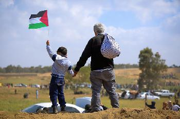 Der Kampf um Palästina