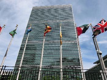 Die UNO kann keinen palästinensischen Antisemitismus erkennen [Video]