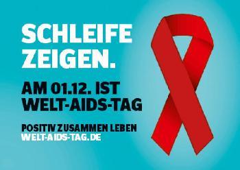 "Welt-AIDS-Tag 2020: ""Leben mit HIV – anders als du denkst"""