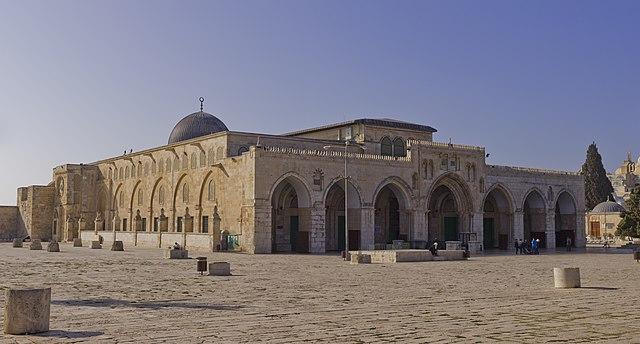 Wenn Muslime anderen Muslimen das Beten in der Al-Aqsa-Moschee verbieten