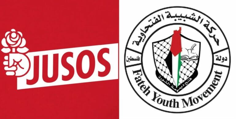 Jusos solidarisieren sich mit Israel-hassender Fatah-Jugend