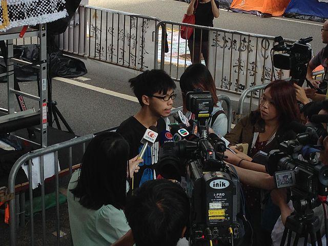 Hongkonger Demokratie-Aktivisten zu Haftstrafen verurteilt