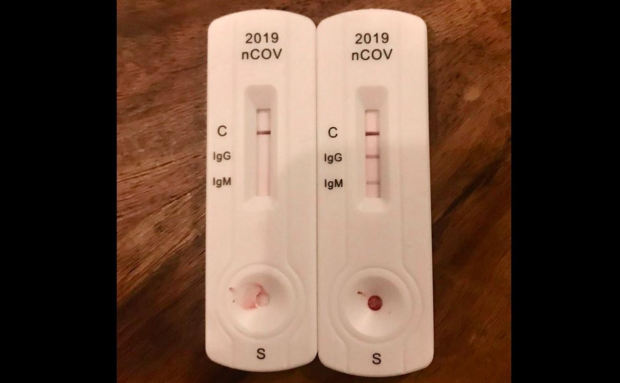Live-PCR-schnelltest im Parlament: Coca Cola testet COVID-19 positiv [Video]