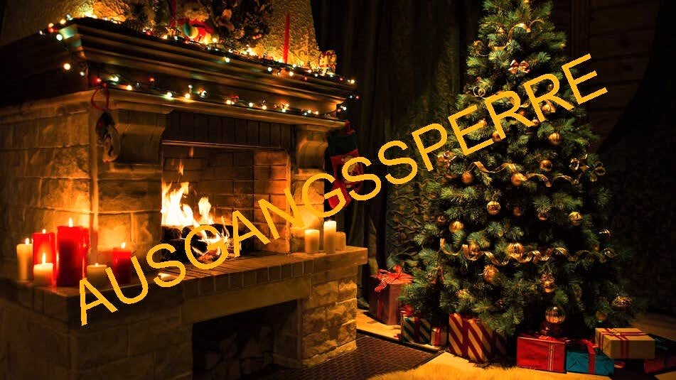 Lockdown-Szenario: Bundesweite abendliche Ausgangssperre vor Weihnachten