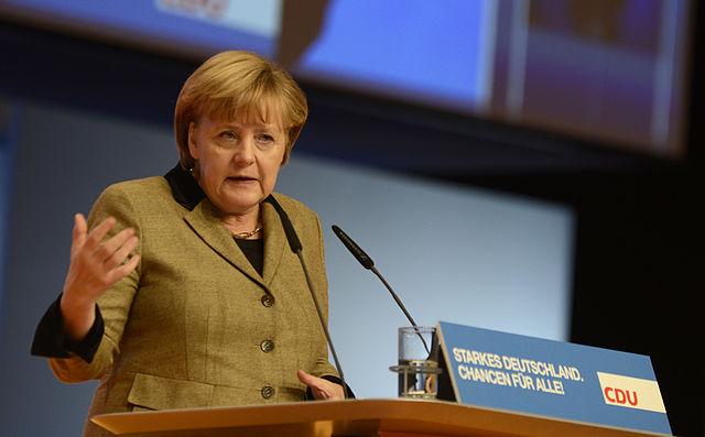 Rhetorik-Ehrung für Angela!
