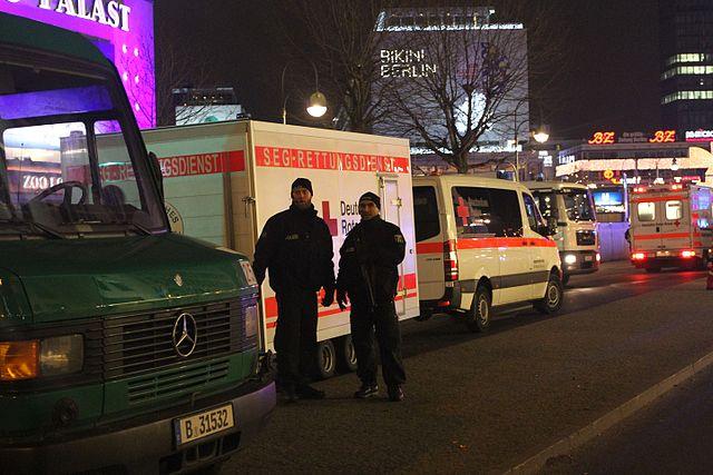 Vierter Jahrestag des islamistischen Anschlags auf den Weihnachtsmarkt am Breitscheidplatz