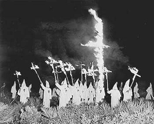 Wie die Democrats mit dem Ku Klux Klan kooperierten und die Republikaner die Sklaverei abschafften