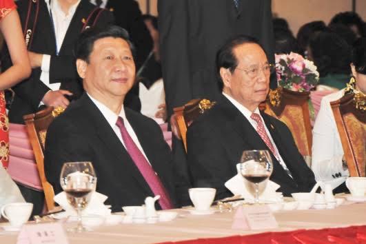 China flutet Amerika mit Spionen