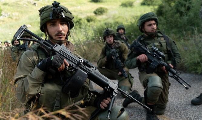 Verdächtige versuchen, aus dem Libanon zu infiltrieren