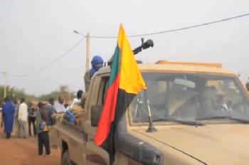 Islamistische Angriffe auf französische Soldaten in Mali
