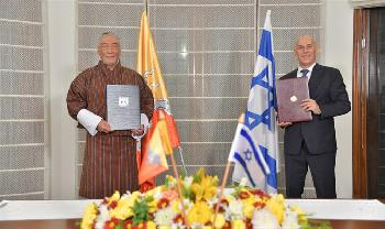 Israel-und-Bhutan-normalisieren-die-Beziehungen