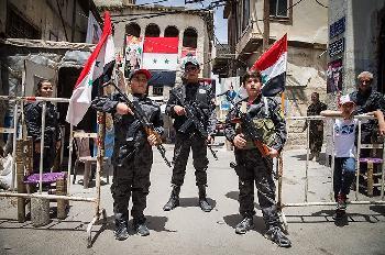 Syrien: Kurden rekrutieren Kinder für den Krieg