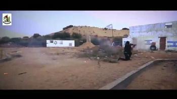 Manver-von-Hamas-Islamischem-Jihad-und-der-Fatah-von-Mahmud-Abbas-Video