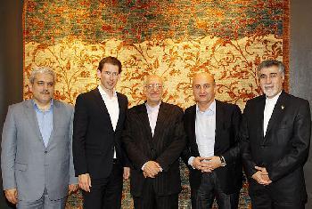 Wie der Österreichische Rundfunk iranische Spitzenfunktionäre vorstellt