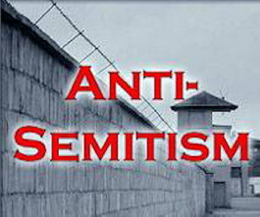 Darf antisemtische Propaganda doch in öffentlichen Räumen betrieben werden?