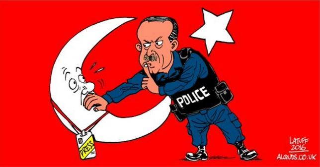 Erdogans Lieblingsziegen