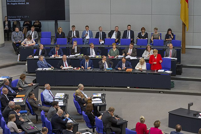 Wie Deutschland die jüdischen Organisationen weltweit austrickste