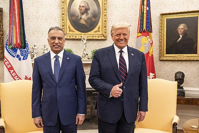 Irakischer Premier verkündet Abzug des US-Militärs