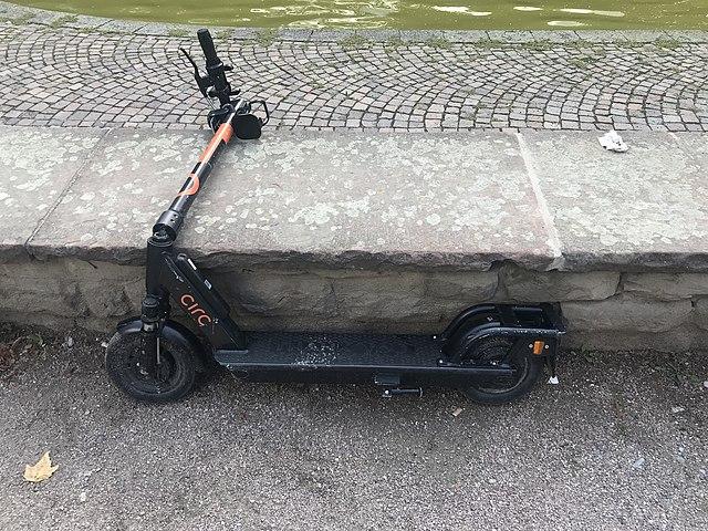DPolG: Verkehrsunfälle mit E-Scootern besorgniserregend