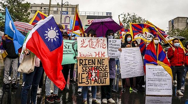 Großbritannien verurteilt China wegen
