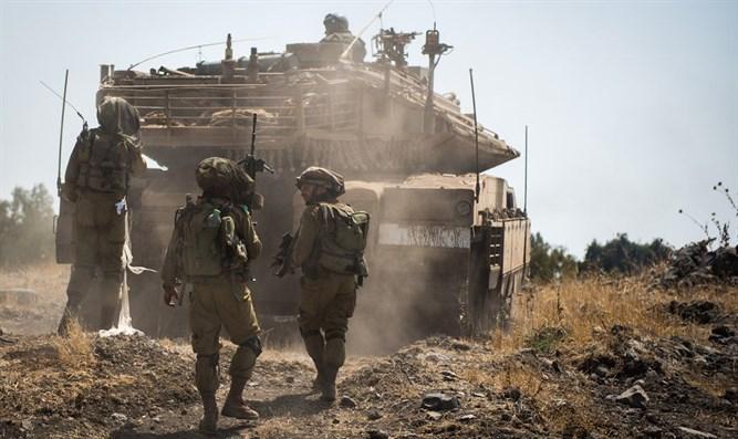 IDF-Panzer eröffnen nach Terroranschlägen das Feuer auf Hamas-Position