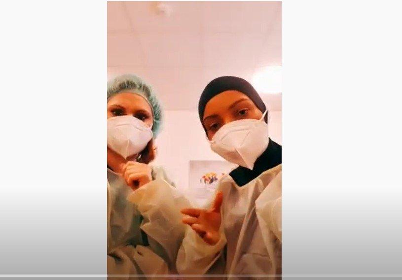 """Krankenschwestern zu Söder: """"Wenn die Impfung kommt sind wir weg!"""" [Video}"""