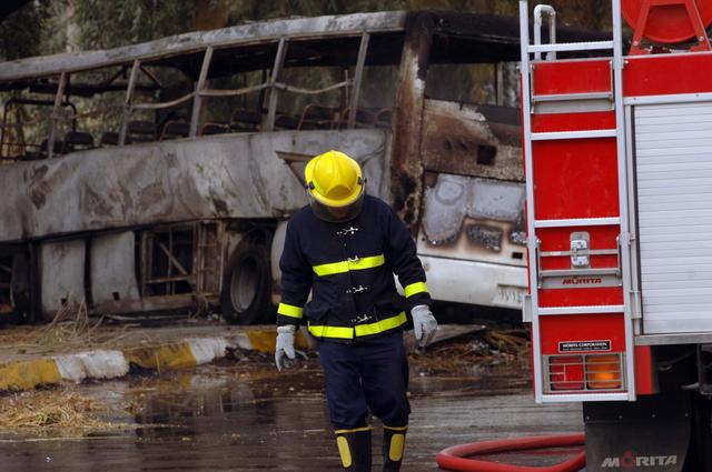 Selbstmordanschläge erschüttern Bagdad