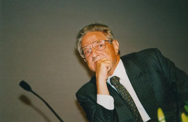 EU gab 2019  über 25 Millionen Euro an Soros-NGO´s