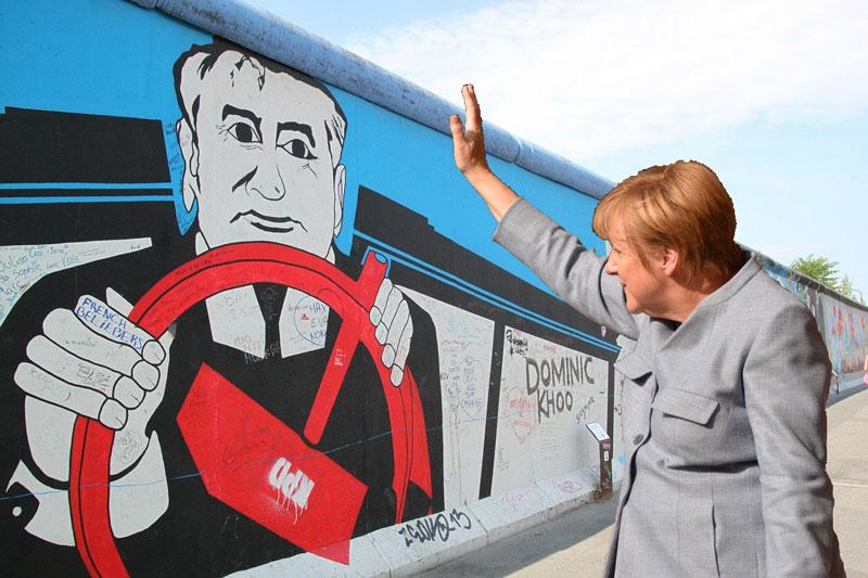 Merkel offenbart geheimsten Wunsch: Den Deutschen das Reisen verbieten!