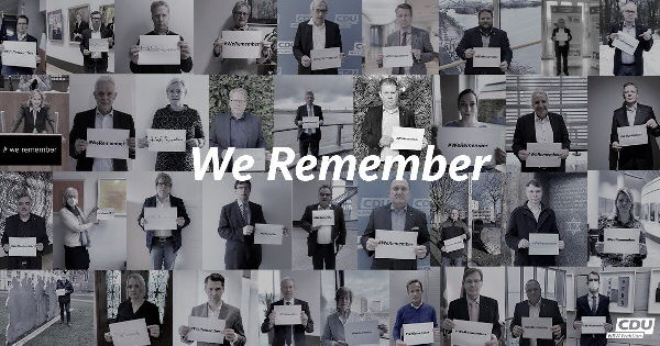 MdEP Joachim Kuhs (AfD): Holocaust-Gedenkveranstaltung im Europaparlament