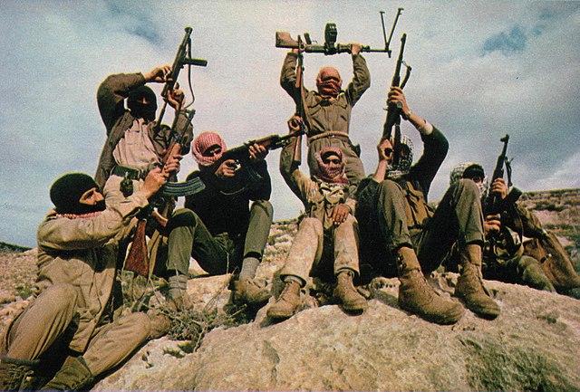 Terrorherrschaft: Die Volksfront zur Befreiung Palästinas (PFLP)