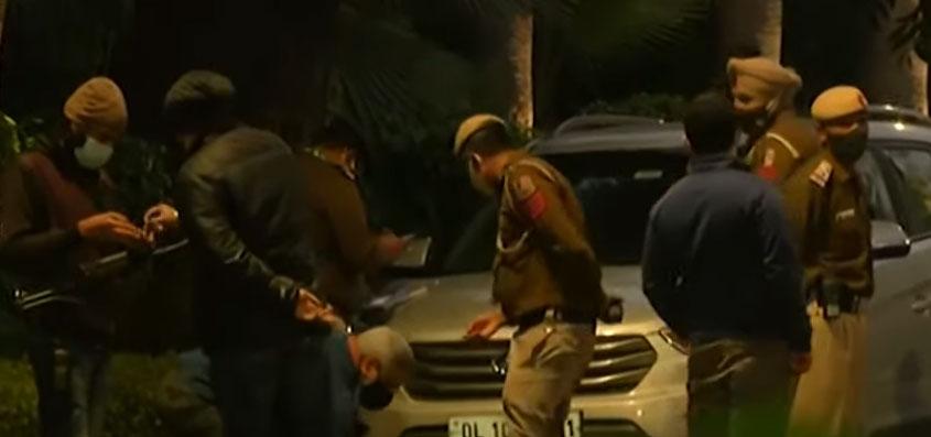 Obskure Terroristengruppe übernimmt Verantwortung für Bombenanschlag auf die israelische Botschaft in Neu-Delhi