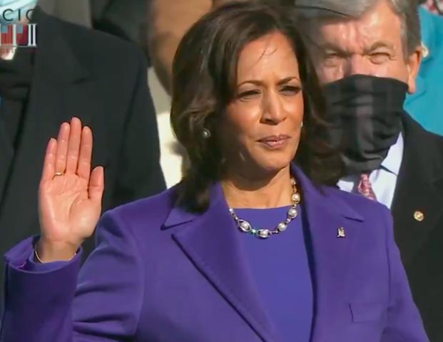 """""""Ich hätte die Rolle der Vizepräsidentin nie angenommen, hätte ich gewusst, dass Biden so lange lebt"""", gibt Kamala Harris zu."""