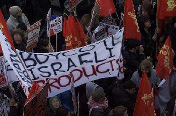 Frankreich fördert palästinensische Organisation, die Israelboykott propagiert