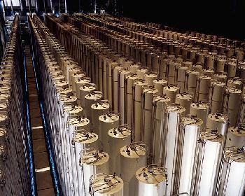 Iran: Wir können Uran mit einer Kapazität von 90% anreichern