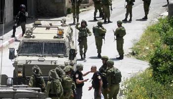 IDF: Versuchter Auto-Ramm- und Schießangriff im Westjordanland