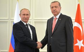Aserbaidschan: Warum die Türkei Russland in den Kaukasus zurückbringen möchte