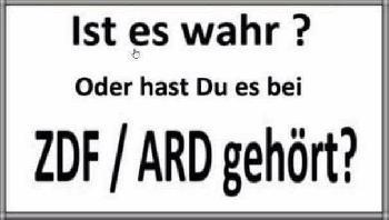 Das ZDF zensiert sich selbst