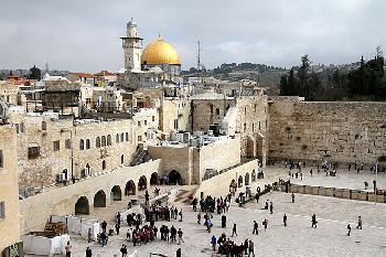 Die Welt mit Jerusalem verbinden