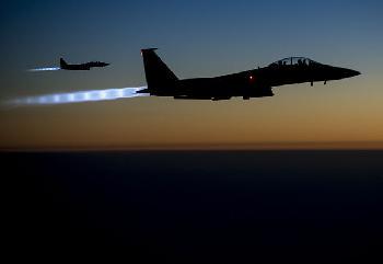 Syrien meldet israelische Luftangriffe nahe der irakischen Grenze